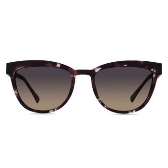 Eco Eyewear Modello FUJI/Marrone satinato