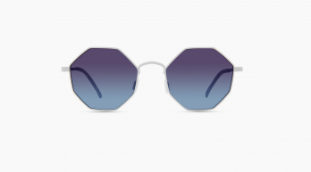 Eco Eyewear Modello MACAU/ WHT