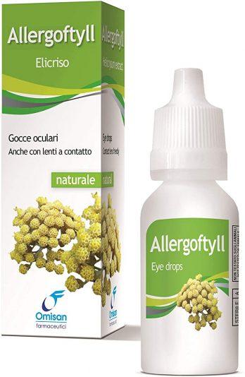 Gocce oculari Allergofyll
